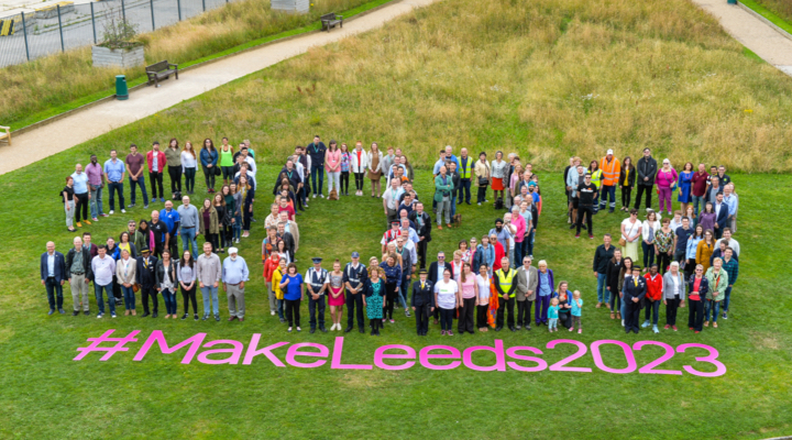#MakeLeeds2023 initiative launched